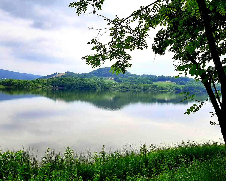 prnjavor, jezero Drenova, drenova, jezero