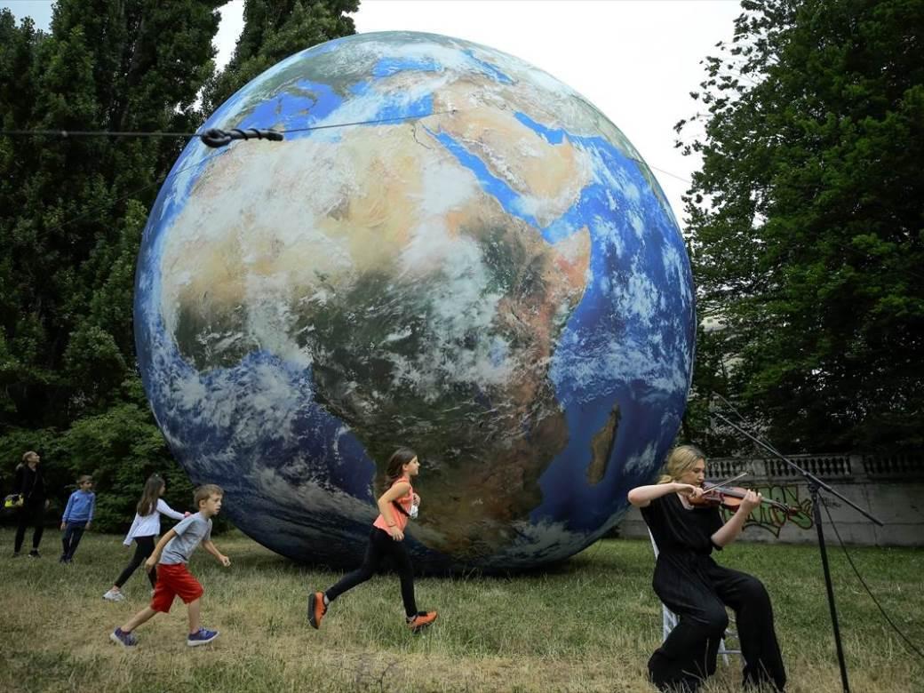 zaštitimo planetu, sarajevo
