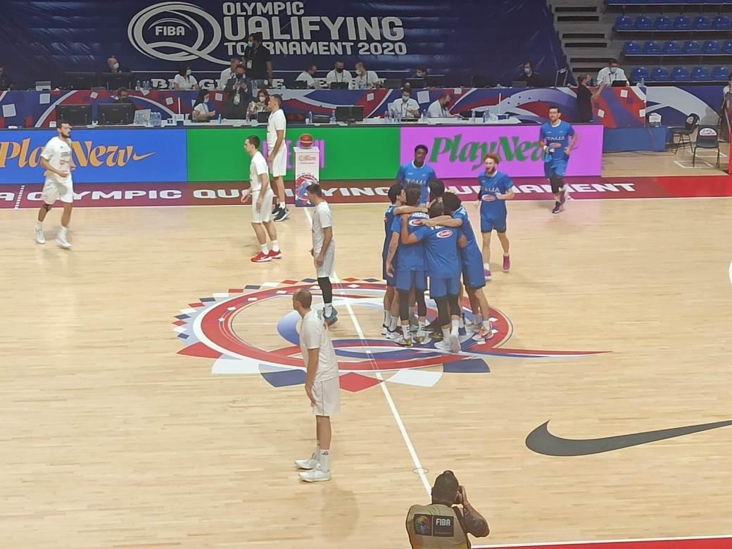 reprezentacija srbije, košarkaši