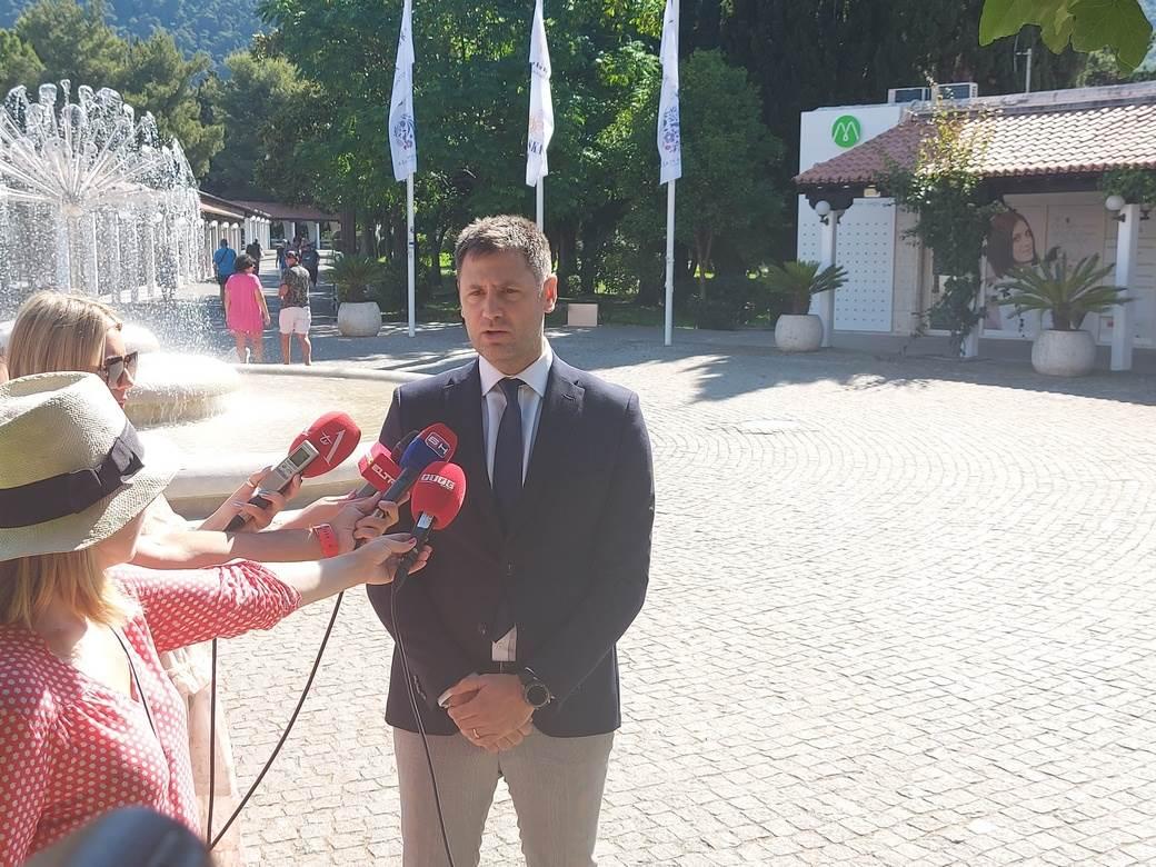 Jadran, Crna Gora