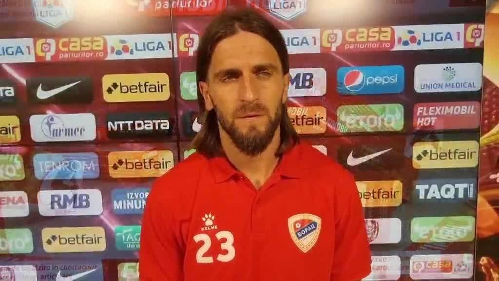 Stojan Vranješ poslije poraza od Kluža