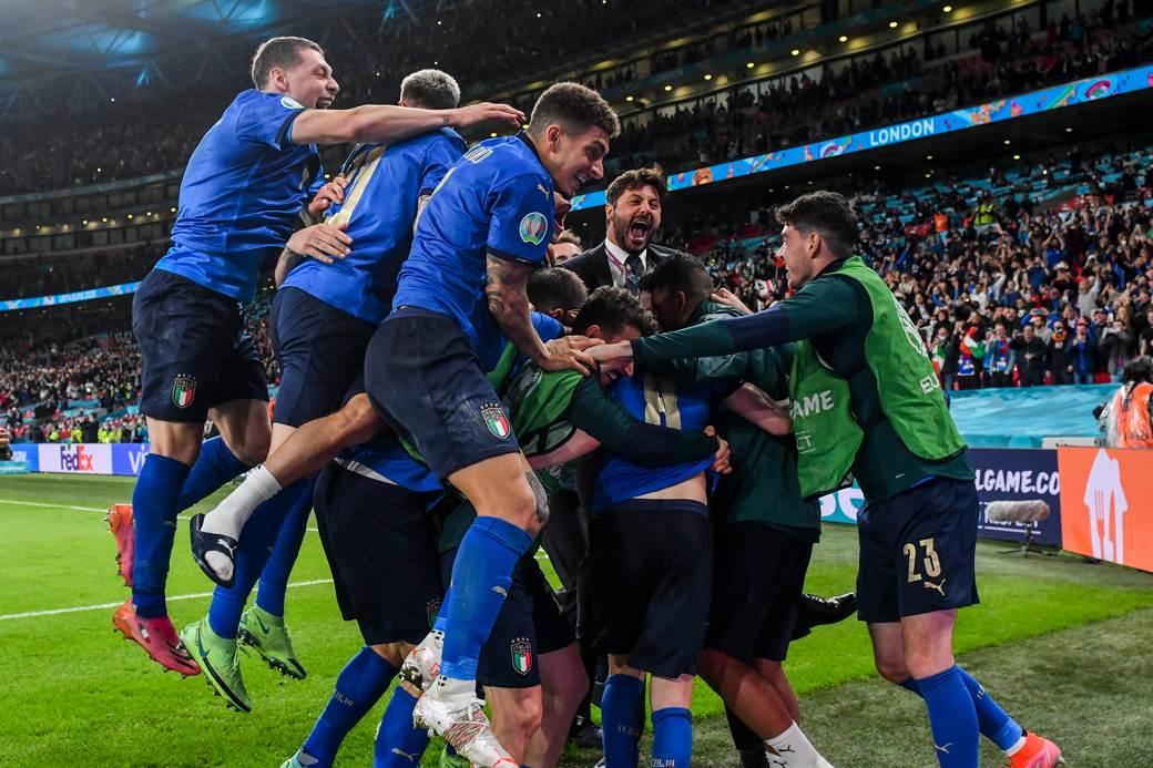 Italija EURO Španija