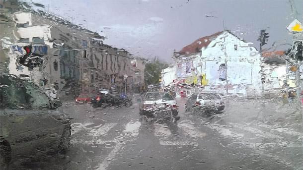 kiša, nevrijeme, pljusak, banjaluka