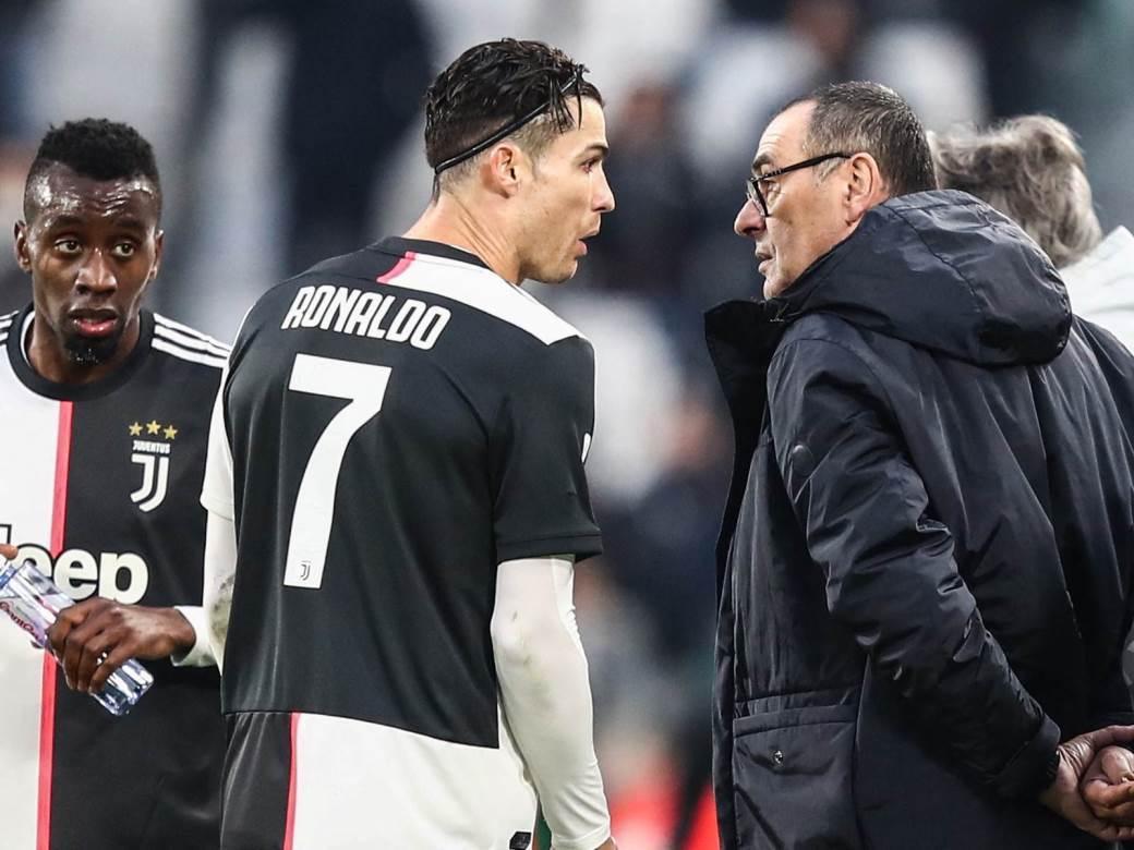 Mauricio Sari, Kristijano Ronaldo