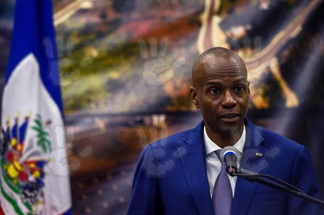 Žovenel moiz predsednik haitija (2)