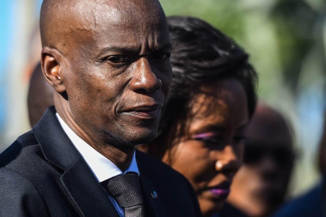Žovenel moiz predsednik haitija (5)