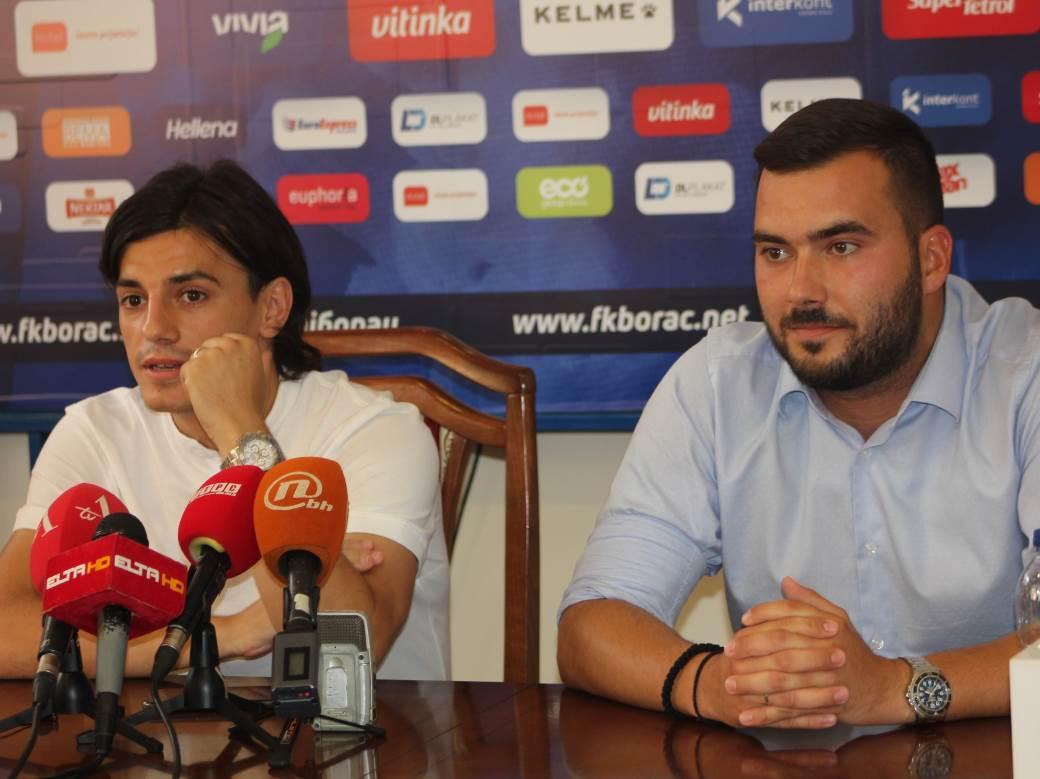 Almedin Ziljkić i Bogoljub Zeljković