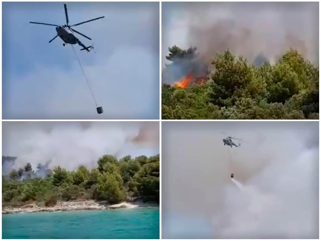 požar hrvatska
