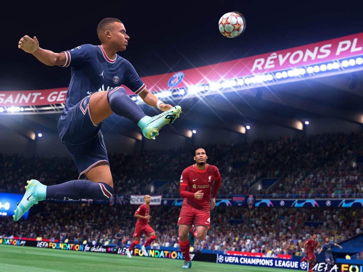 FIFA 22 premijera 4