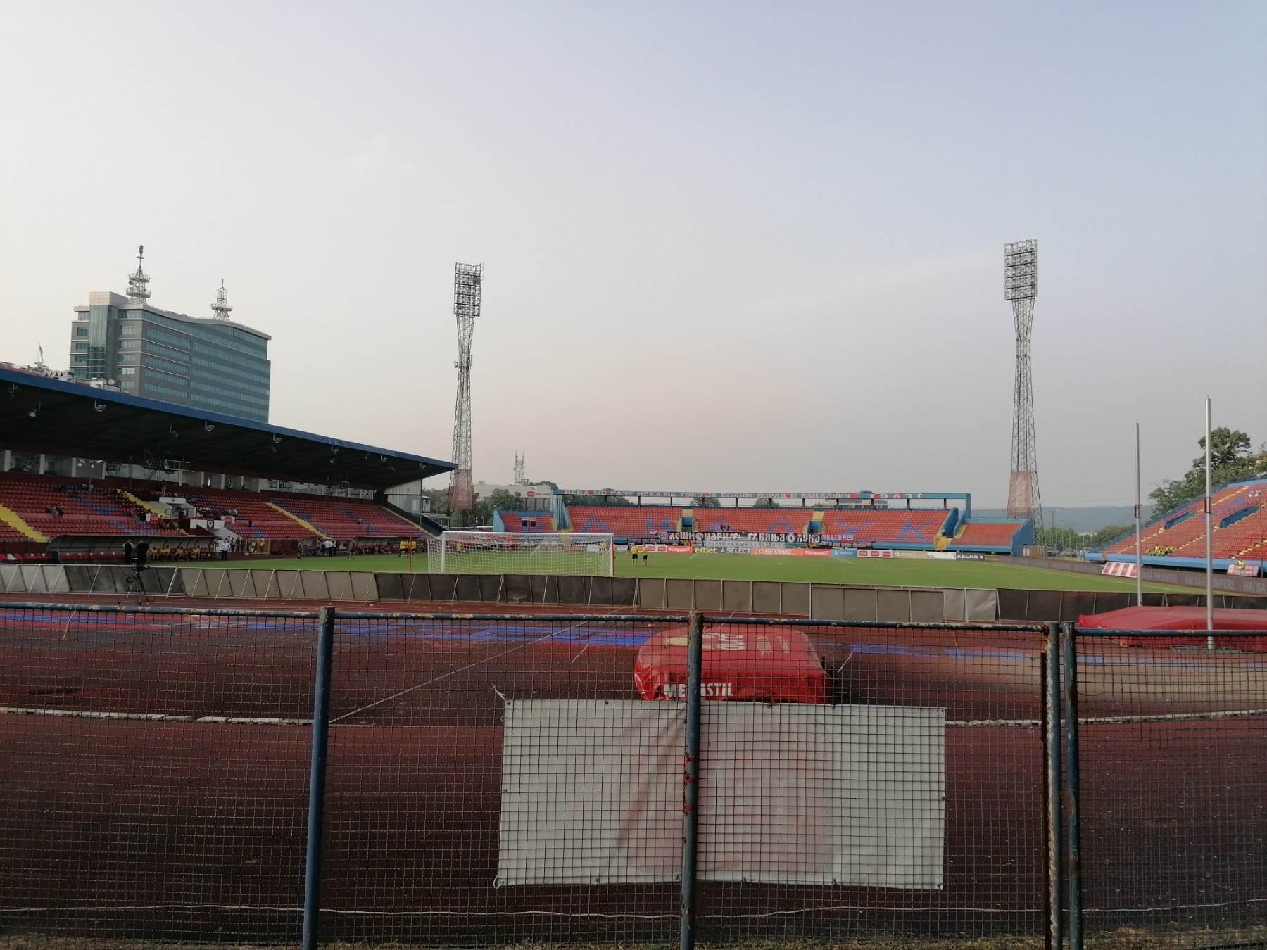 borac, gradski stadion