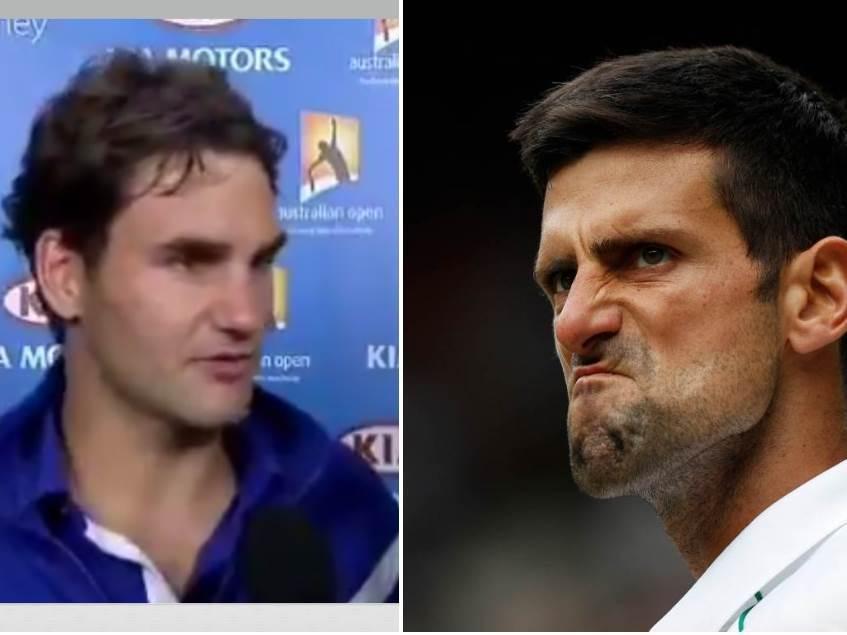 Đoković Federer