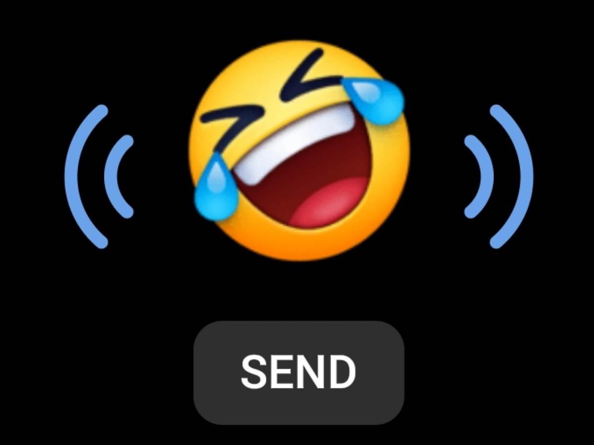 SoundMoji Messenger emotikoni zvuk