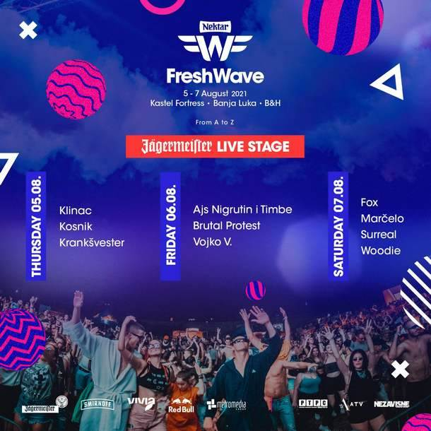 FWF Live Stage program