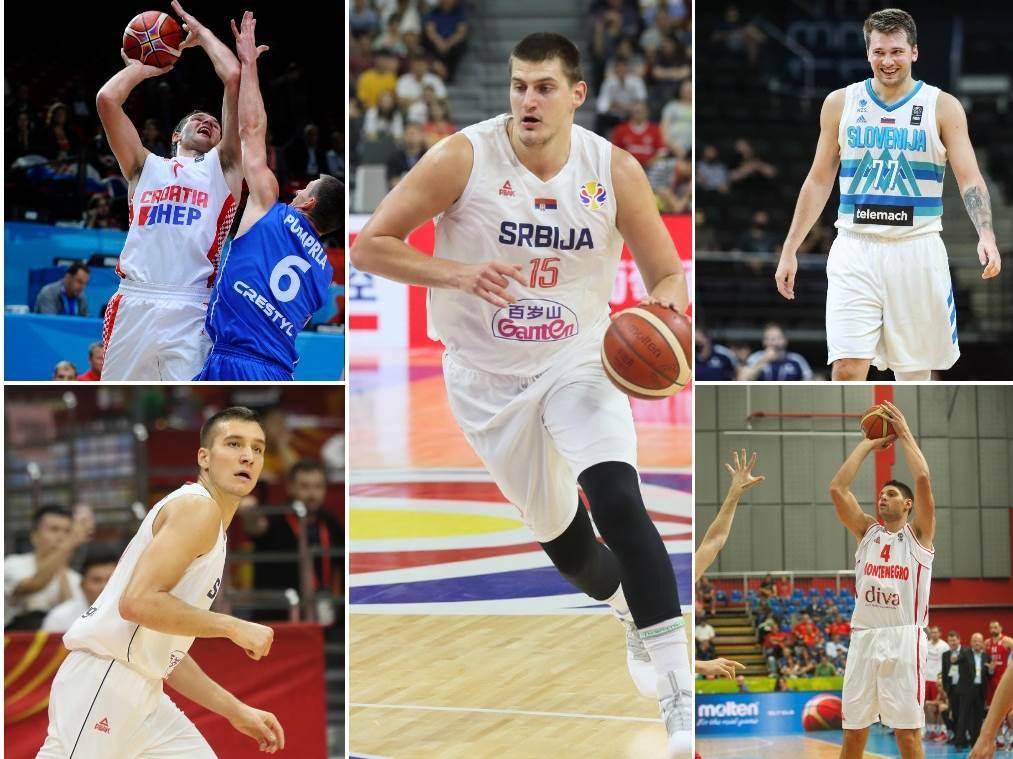 Amerika Jugoslavija košarka