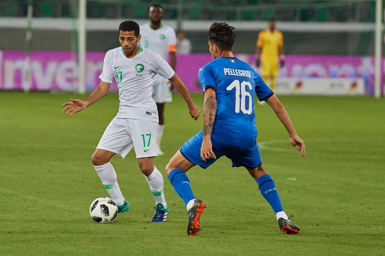 Saudijska Arabija Italija