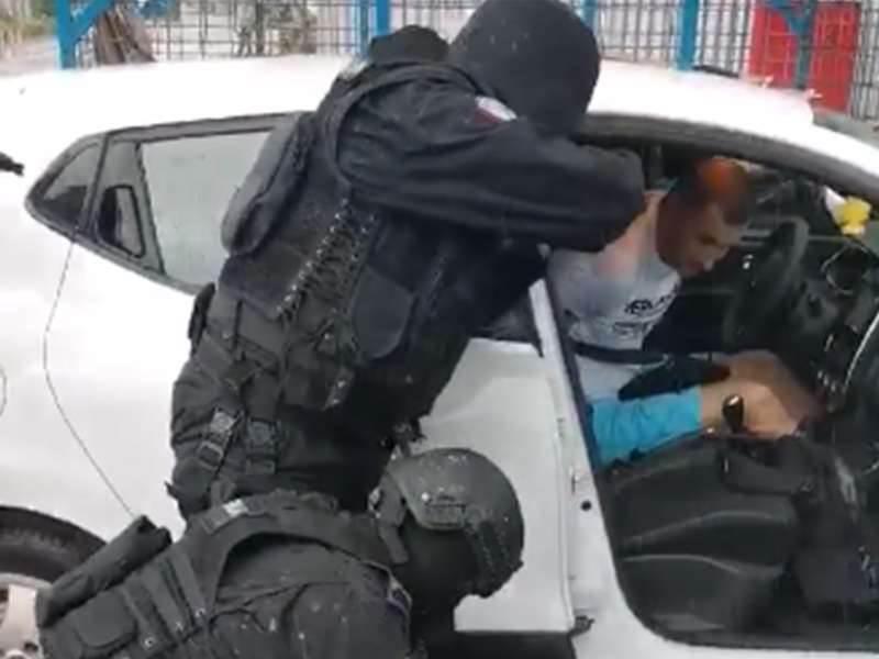 Hapšenje Božovića i Milovanovića