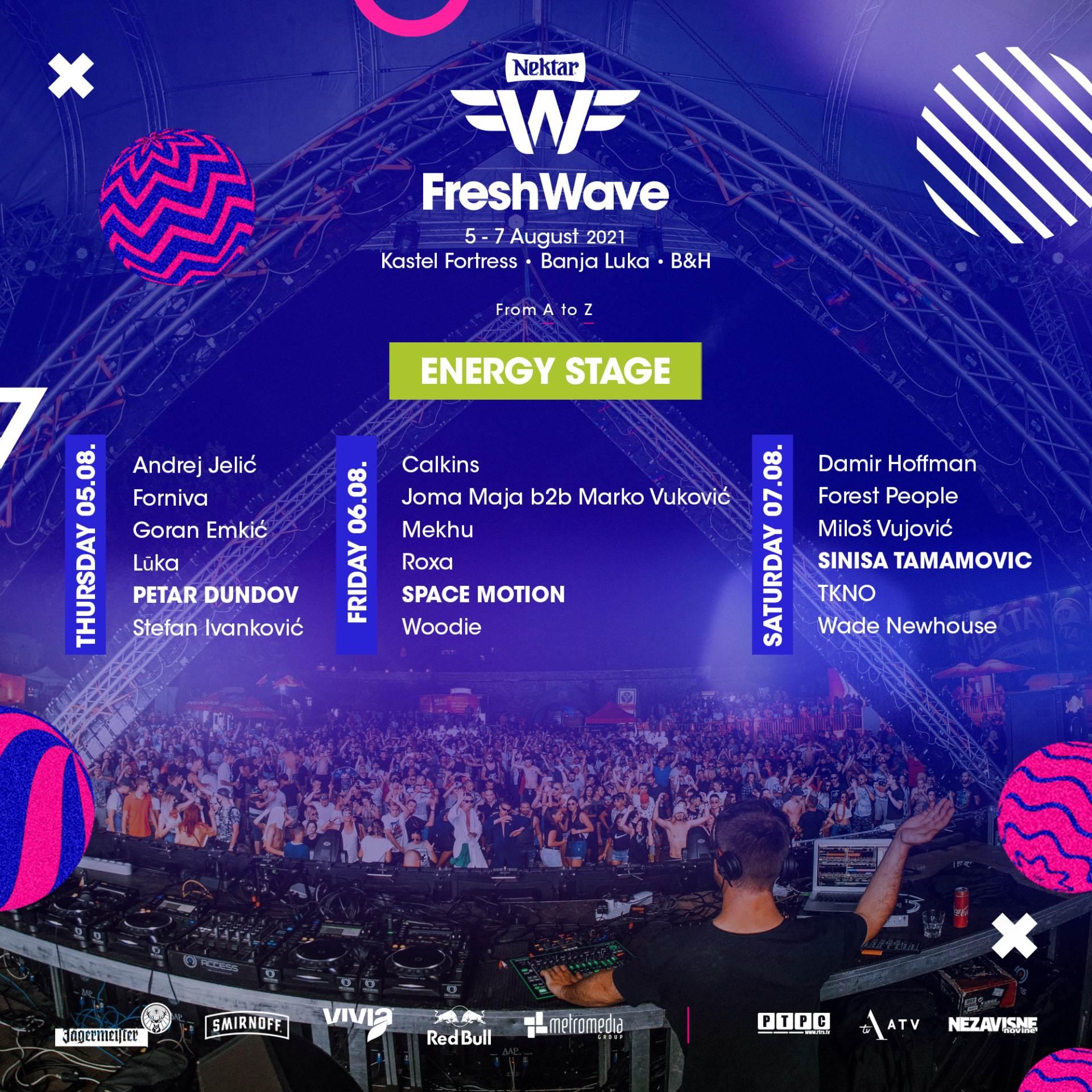 fresh wave festival