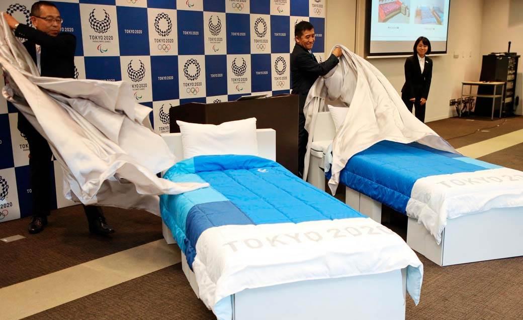Olimpijada Tokijo kreveti  (1)