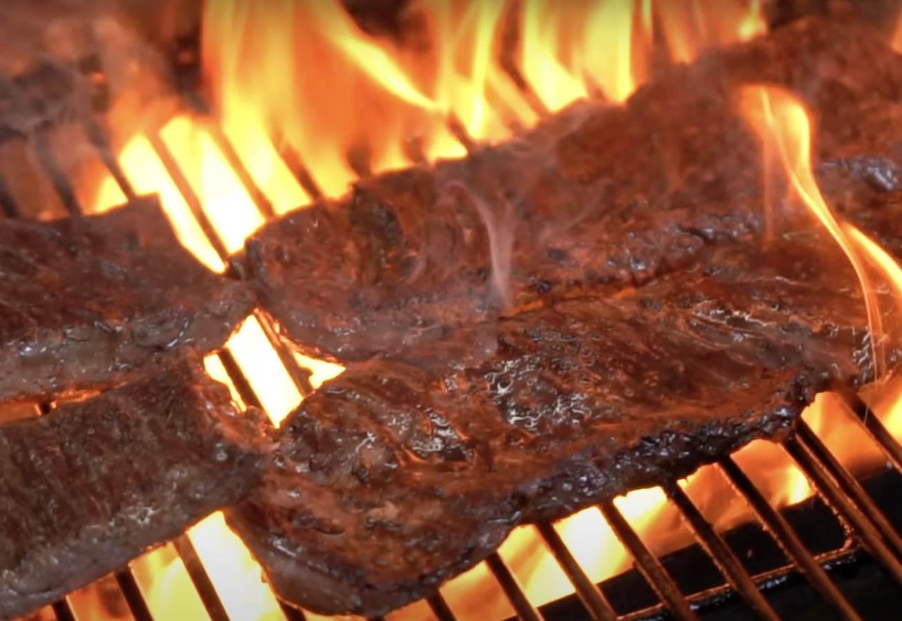 meso se peče