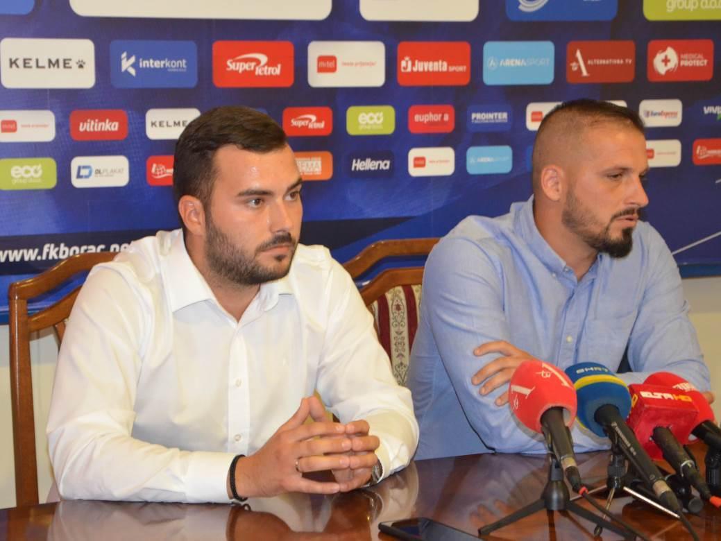borac, fk borac, marko maksimović