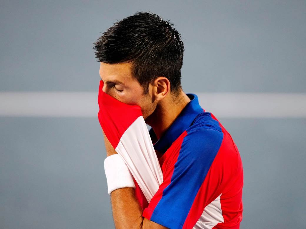 Novak Đoković.