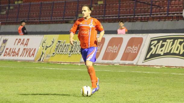 Aleksandar Subic, FK Borac