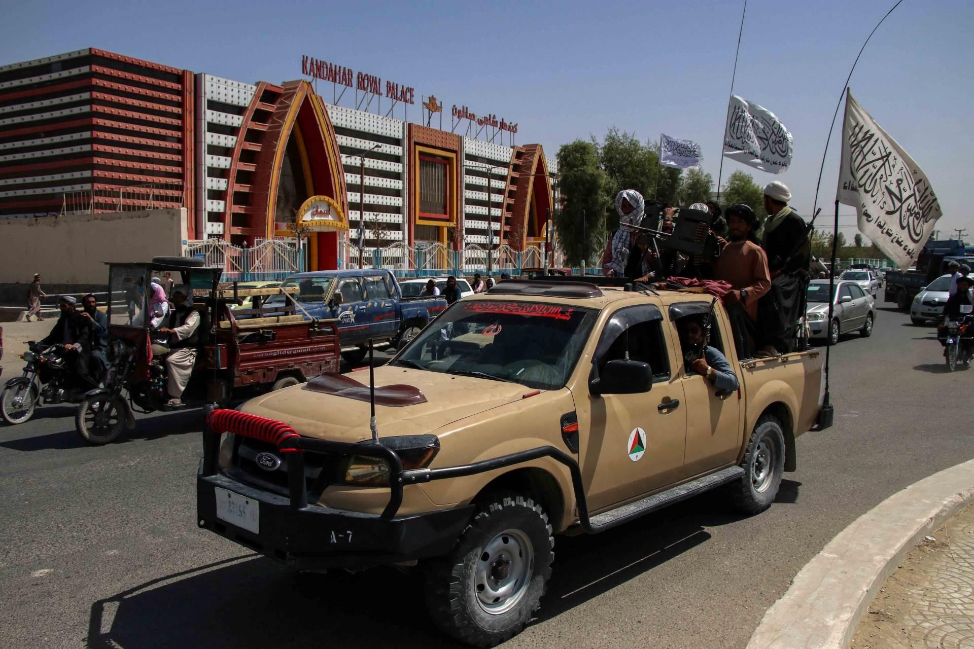 Talibani u Kabulu