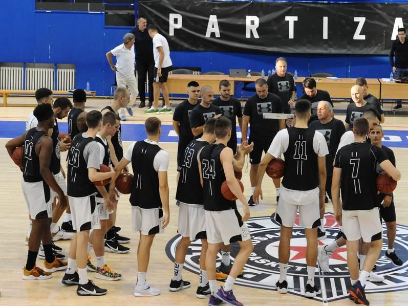 trening-KK-Partizan
