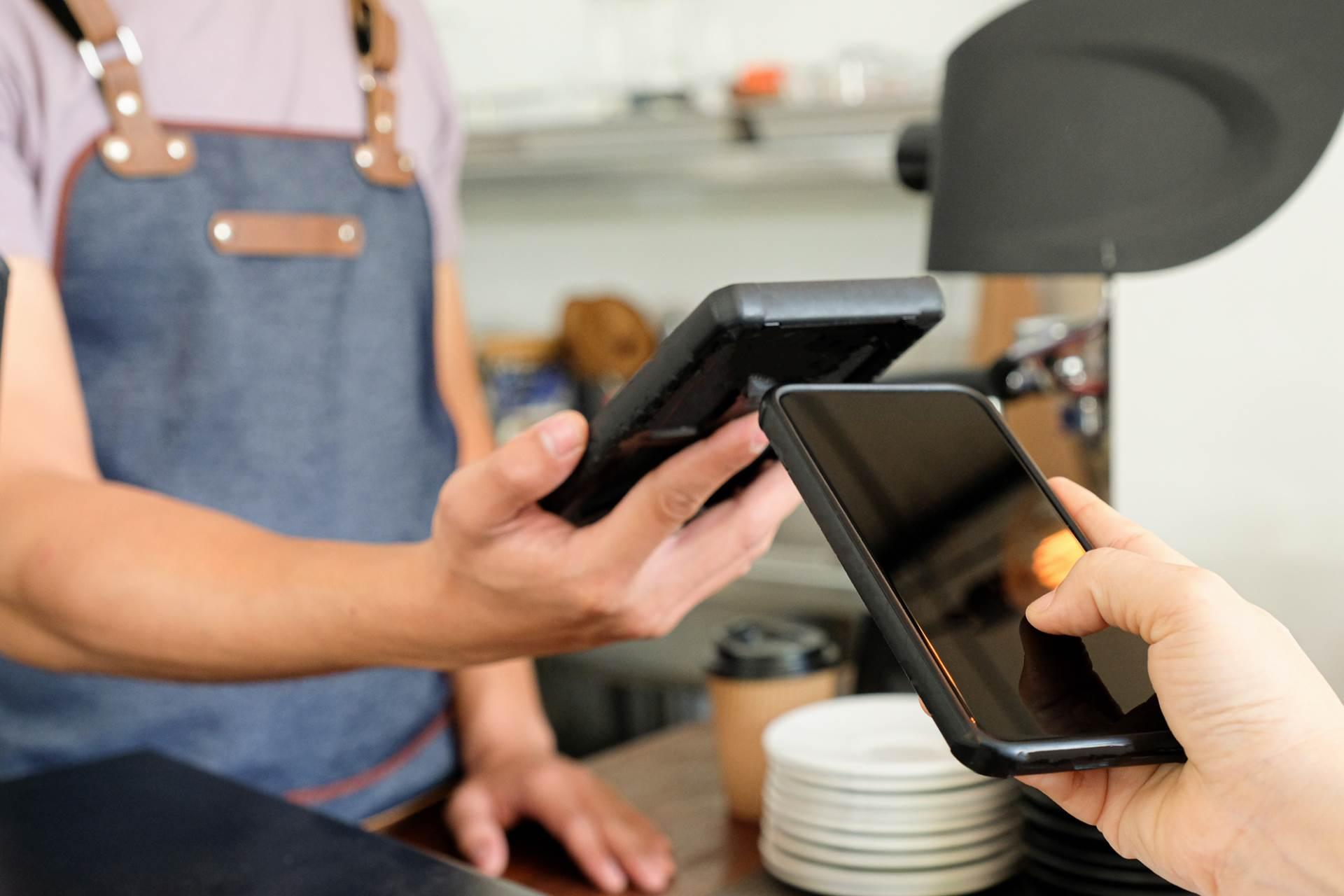 plaćanje, mobilni, etrgovina, smartphone