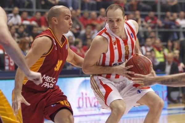 Bivši NBA košarkaši i učesnici Olimpijskih igara: Karlos Arojo i Igor Rakočević.