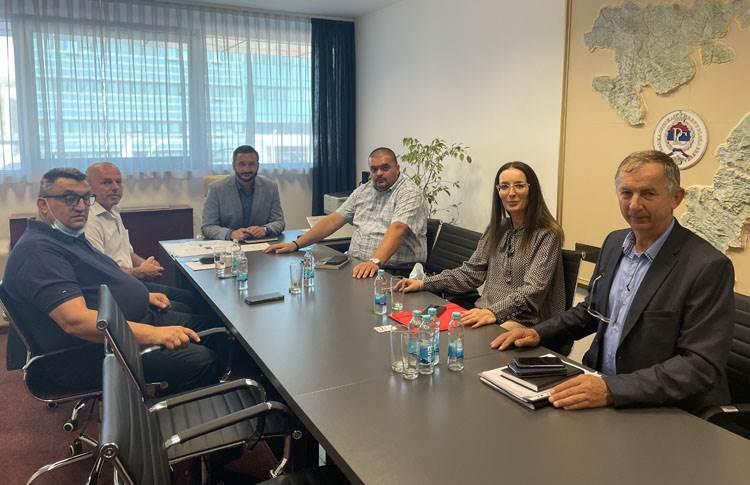 Sastanak predstavnika Sekretarijata sa čelnicima opština u Krajini