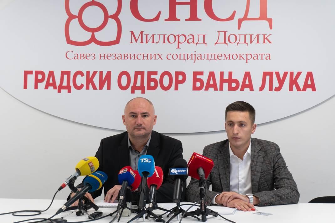Dragoslav Topić i Mladen Ilić