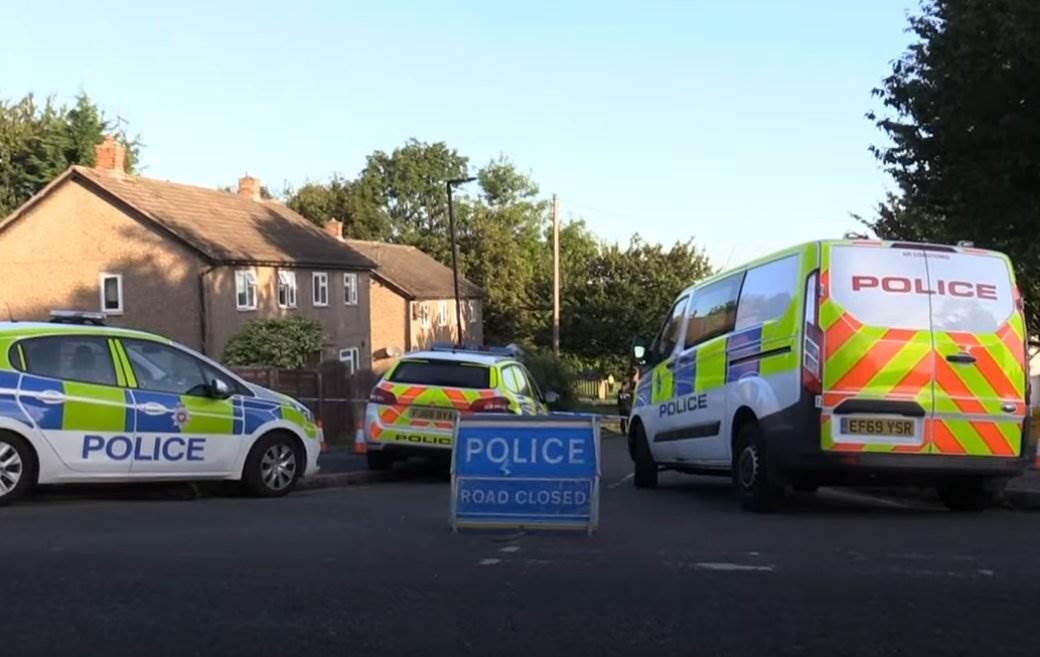 policija engleska