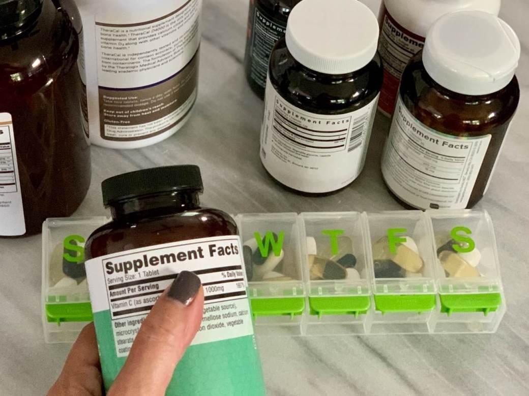suplementi, dodaci ishrani, vitamini
