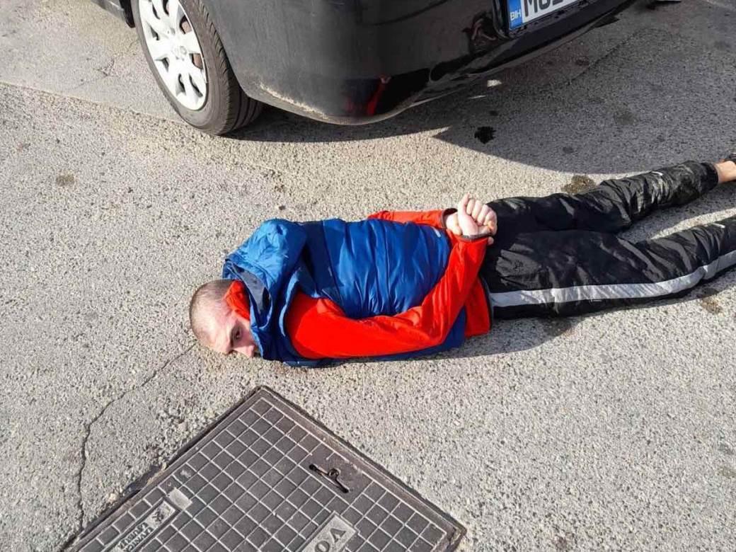 Hapšenje razbojnika u Česmi