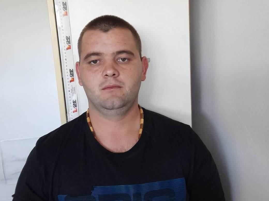Uhapšeni razbojnik u Česmi