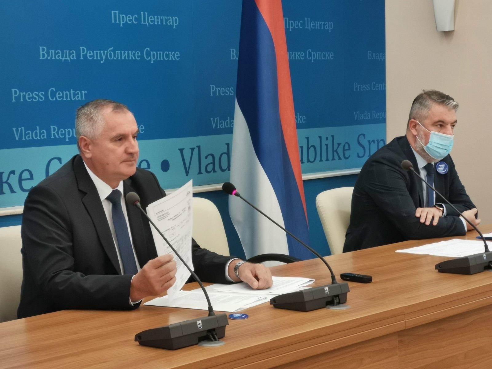 Radovan Višković i Alen Šeranić.