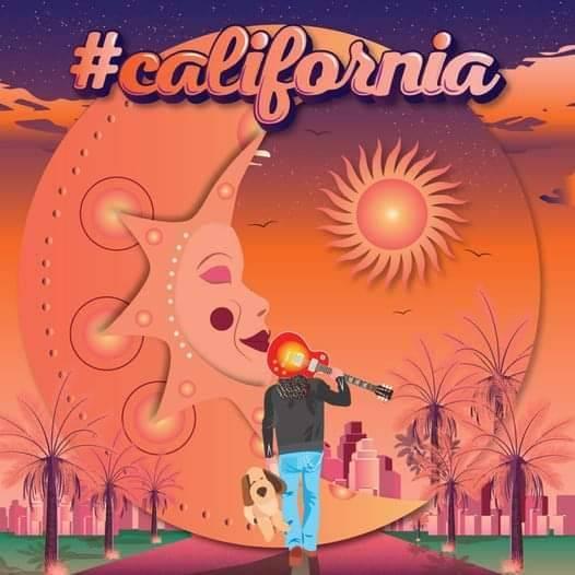 Moconja, #california