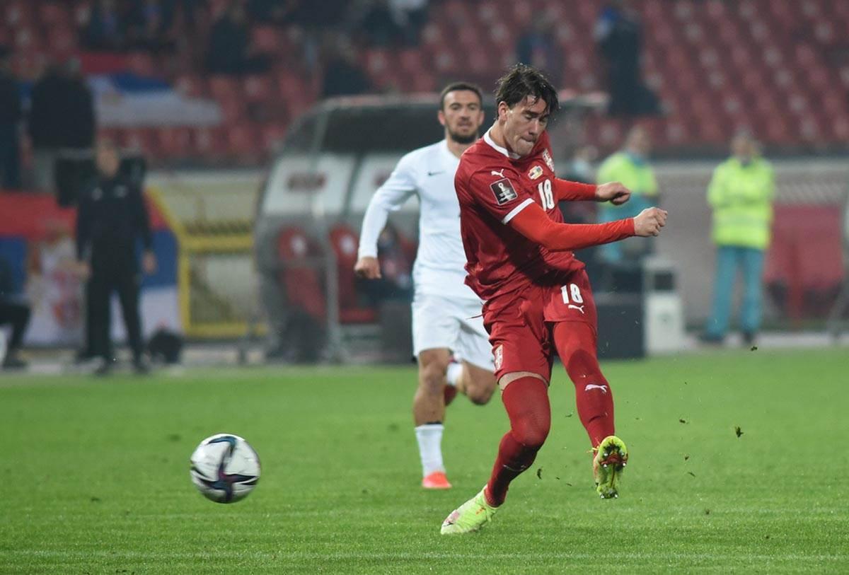 Srbija, Azerbejdžan, Fudbal