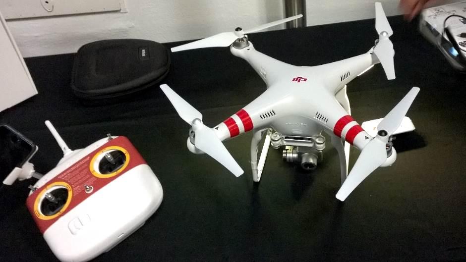Šta je dron i kako radi?