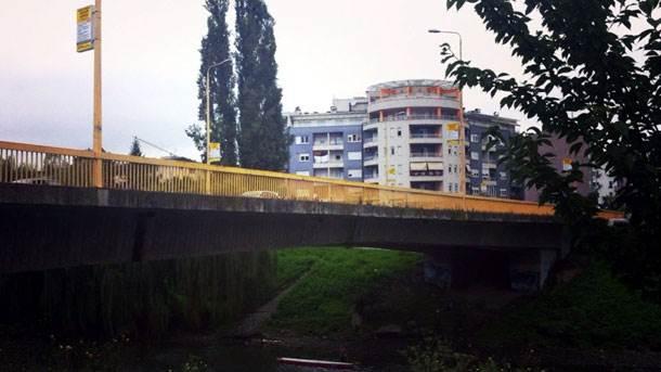 Venecija most, Vrbas, Banjaluka