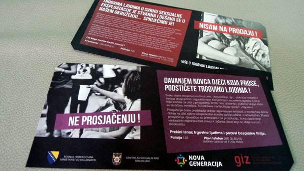 Evropski dan borbe protiv trgovine ljudima, Banjaluka