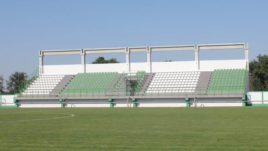 Stadion u Velikoj Obarskoj na kojem Sloga (Gornje Crnjelovo) igra domaće utakmice