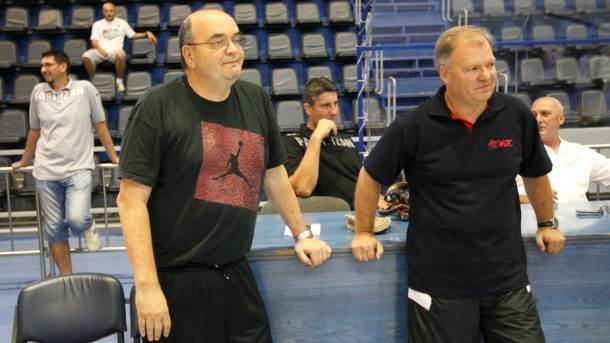 Duško Vujošević, Velimir Gašić