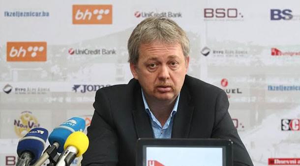 Amar Osim, FK Željezničar