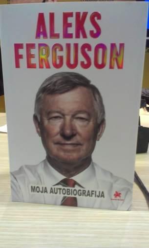 Aleks Ferguson, autobiografija Aleksa Fergusona