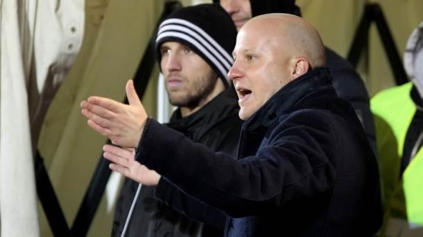 Trener Partizana Marko Nikolić