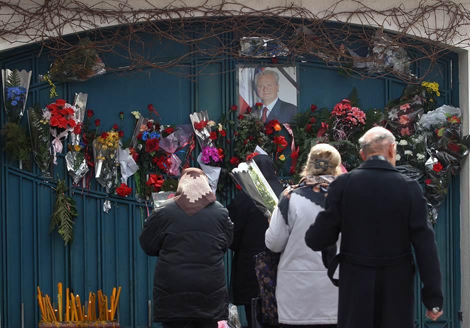 U Gračanici premijera MJUZIKLA o Slobi Miloševiću