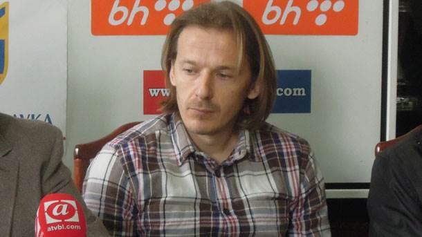 Branislav Krunić, FK Borac