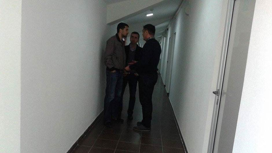 Vladan Grujić, FK Borac, Robert Zrilić
